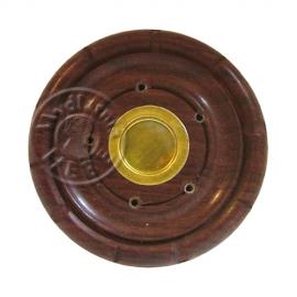 Podstawka do kadzidła okrągła - 4