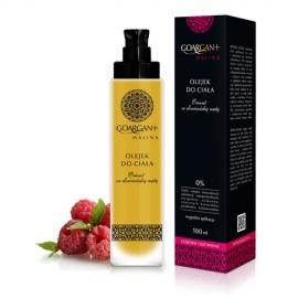 GoArgan+ Malina - głęboko nawilżający olejek do ciała