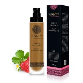 GoArgan+ Truskawka - odmładzający olejek do ciała