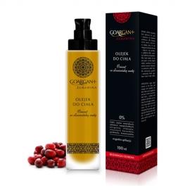 GoArgan+ Żurawina - Regenerująco-ochronny olejek do ciała