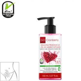 GoCranberry Delikatna pielęgnacja Żel do higieny intymnej