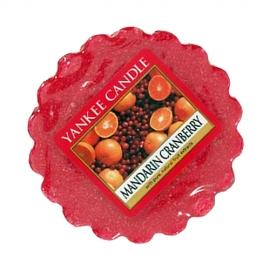 Mandarin Cranberry - wosk zapachowy