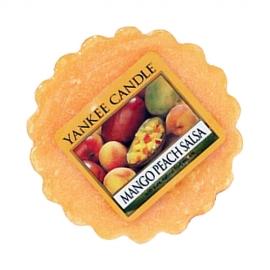 Mango Peach Salsa - wosk zapachowy