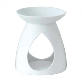 Ceramiczny kominek do wosków i olejków Pastel Hue gładki