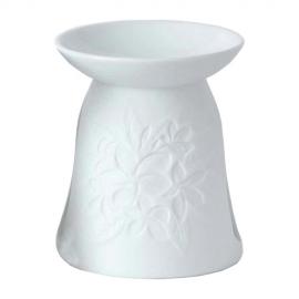 Ceramiczny kominek do wosków i olejków Pastel Hue Floral