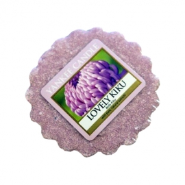 Lovely Kiku - wosk zapachowy
