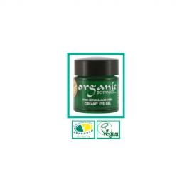 Organiczny bezzapachowy żel pod oczy Różowy Lotos/Aloes