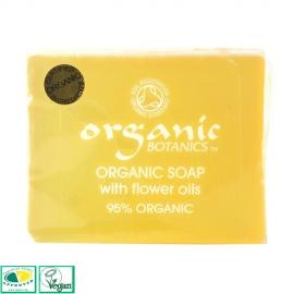 Organiczne mydło z olejkami kwiatowymi