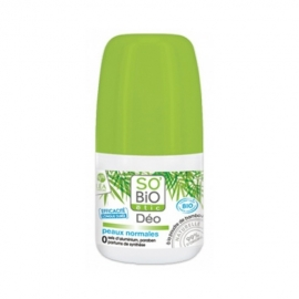 SO BiO Organiczny dezodorant z bambusem