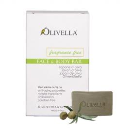 Olivella - Łagodne mydło naturalne - bezzapachowe