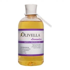 Olivella - Żel do kąpieli i pod prysznic Lawenda