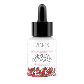 Vianek Przeciwzmarszczkowe serum do twarzy z koenzymem Q10
