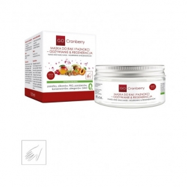GoCranberry Maska do rąk i paznokci – Odżywianie & Regeneracja