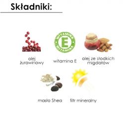 GoCranberry Ochronna Pielęgnacja - Krem do twarzy na dzień SPF 10
