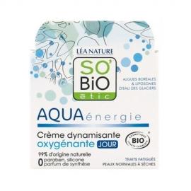SO BIO Aqua Energie Dynamizująco dotleniający krem na dzień