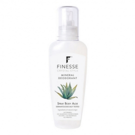 Ałun - naturalny dezodorant mineralny spray Aloes