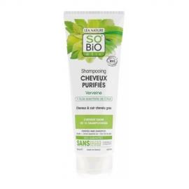 SO BIO Delikatny szampon oczyszczający Werbena i Cytryna