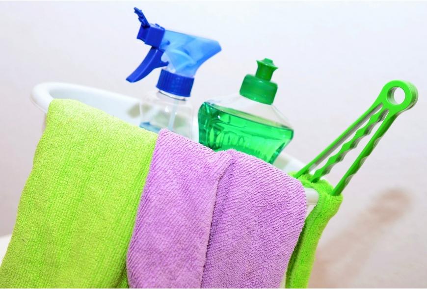 Ekologiczne środki czyszczące via tradycyjne. Szkodliwe działanie substancji chemicznych na organizm.